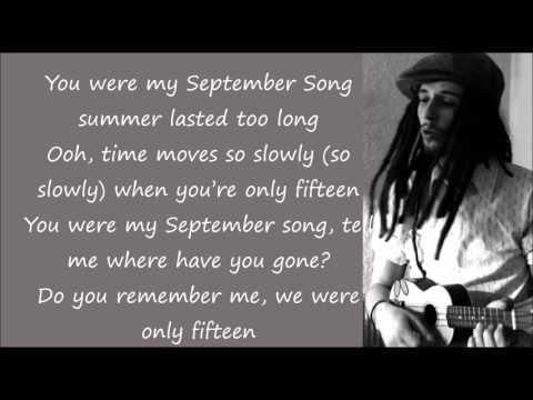 JP CooperSeptember Song Lyrics