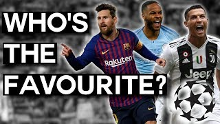 Is There a Standout Favourite to Win The Champions League? - UEFA Champions League Recap