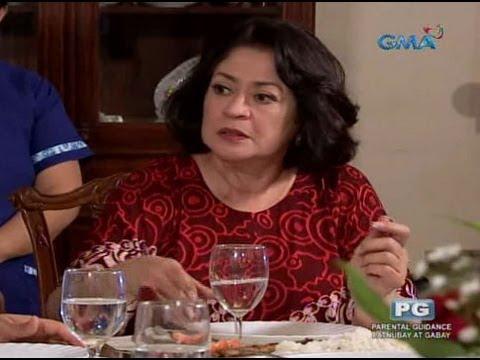 Akin Pa Rin Ang Bukas: Totoo namang anak siya ng katulong!