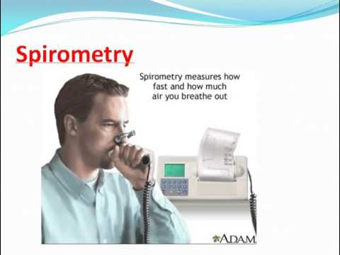 1 Pulmonary Function Tests