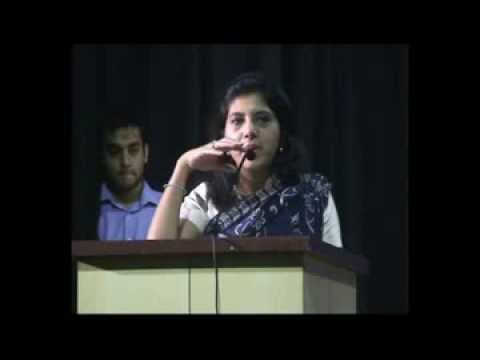 Madhavi Divan at NUJS Law Review & FICCI, Symposium on Free Speech, Privacy and Technology