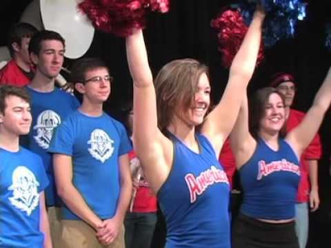 Learn the American University Fight Song!