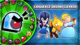RANDOM Brawlers in Boss Fight! | Piper u0026 Gene are TERRIBLE in Boss Fight!