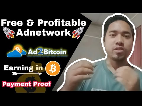 Free & Profitable Ad network💰💰   Ad2bitcoin ad network review   How to Earn free BTC   Payment proof