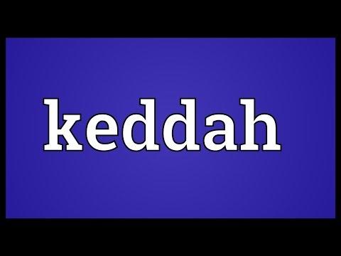 Header of keddah