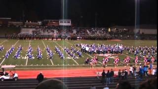 Olentangy Orange HS Marching Band Shake It Off