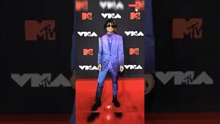 Mtv Music Awards 2021 #shorts #mtv#redcarpet #fashion #celebrity #celebrities #outfit #looks