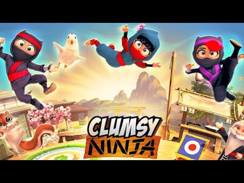 Clumsy Ninja, Lovely Kira Action