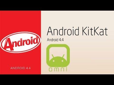 Install OmniROM 4.4 Kit Kat on the Galaxy S3