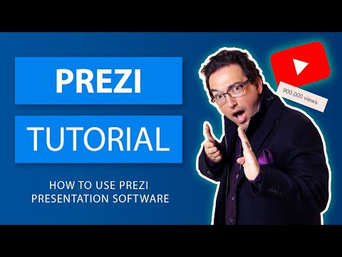 Alternative to Microsoft PowerPoint Presentation Software - How to Use Prezi │ Prezi Tutorial 2016