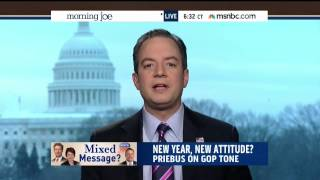 RNC Chairman Reince Priebus on Morning Joe 1/29/14