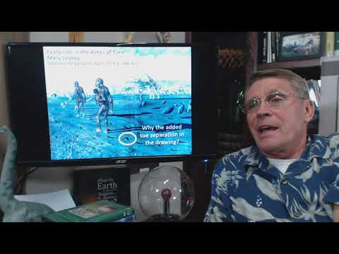 Dr. Kent Hovind 10-23-17 Gen 31 NO fossils count as evidence for evolution! Especially Lucy!