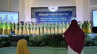Download Lagu Tangis Haru nasyid aku hafizh quran   Wisuda MHQ AQL SUL SEL mp3