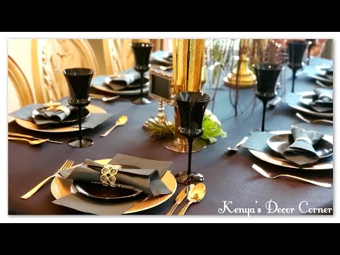 Midsummer Night's Dream Tablescape Challenge