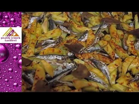 Fırında Hamsi Tarifi - Pratik Yemek...