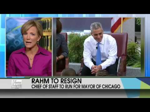 Rahm Expected to Leave White House for Chicago Mayor Run