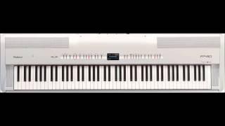 Neznalica za umjetnim klavirom dva