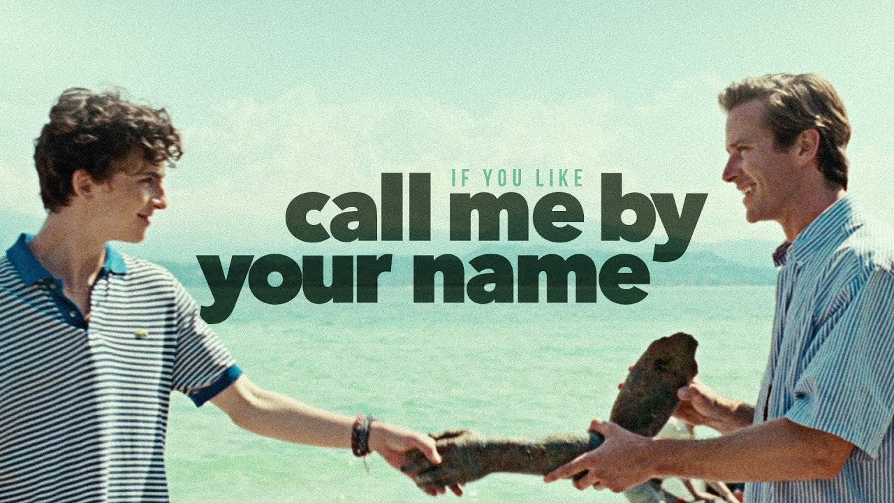 Call Me By Your Name Netflix
