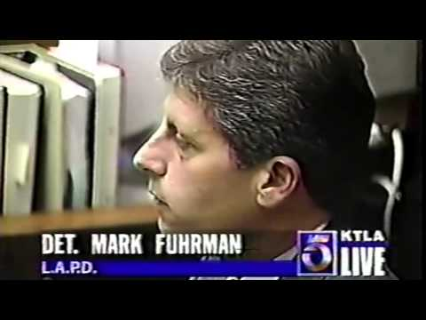 OJ TRIAL;  F  Lee Bailey  VS Mark Fuhrman.