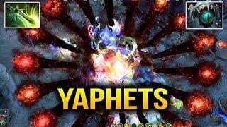 YaphetS Shadow Fiend Dota 2 - THE LEGENDARY SF