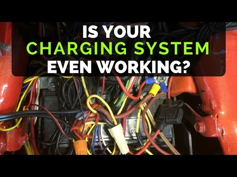 How to Check Your Motorcycle Charging System