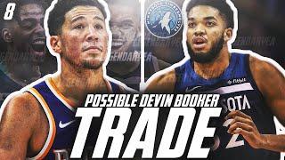 POSSIBLE DEVIN BOOKER TRADE?! | NBA 2K20 MINNESOTA TIMBERWOLVES MYLEAGUE