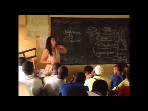 Ebola Sensitization - West African Medical Missions - Sierra Leone -2014