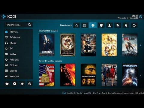 Kodi - Complete Setup and Guide for Movie Addons 2016