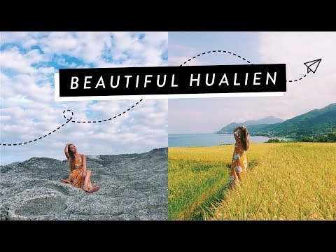 #2: BEAUTIFUL HUALIEN | Around with Elaine J.