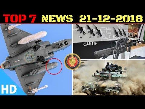 Indian Defence Updates : Tejas FOC,Carbine Deal Signing,Plants For Arjun MK2,IAF Exercise Bahubali