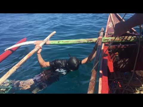 Burias Island - (  Catch a Fish )