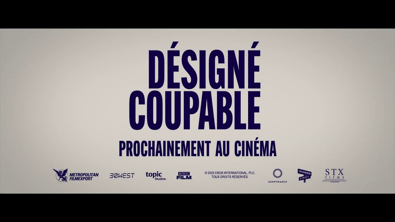 Désigné Coupable - YouTube