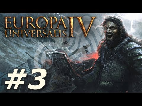 Europa Universalis IV | For Odin! - Part 3