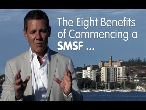 SMSF TV - The Eight Benefits of Commencing a SMSF with Grant Abbott - Chairman of ASMA