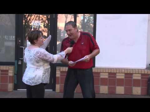Jock Wilson's ALS Ice Bucket Challenge