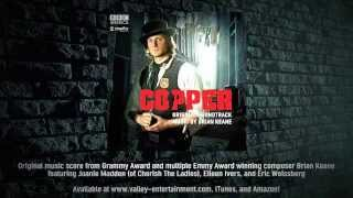 """Copper Title"" by Brian Keane, Opening theme song from BBC America"
