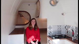 So einen Campervan habt ihr noch nicht gesehen! Roomtour durch Mercedes Sprinter // FREUNDSHIP