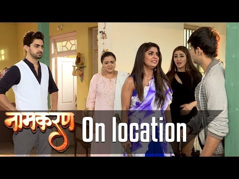 Thumbnail: Naamkaran TWIST | Neel, Leela EXPOSE Amol for SELLING Avni | On Location
