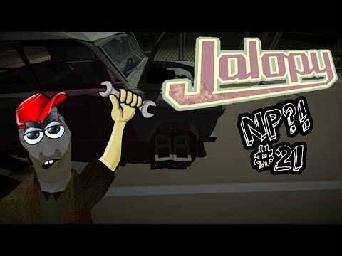 Indie First Look: Jalopy [1] - You Want the Whose-it in the Whats-it? |