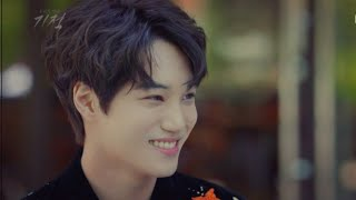 EXO KAI as Ato 아토 in The Miracle we met ep16 eng sub [KAI CUT]   우리가 만난 기적