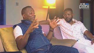 Gambar cover ON THE COUCH WITH FALZ & LAILA :: S.1 EP.7 :: OMOYELE SOWORE