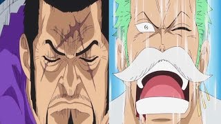 Video One Piece Episode 662 ワンピース Review - Zoro VS Fujitora (Issho), and Guess Who's Back? download MP3, 3GP, MP4, WEBM, AVI, FLV Mei 2018