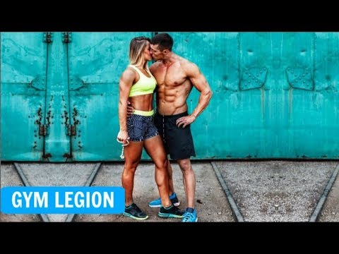 """Best Fitness Couple Workout Motivation """"TOGETHER IS BETTER""""🔥"""