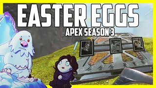 Apex Legends Season 3 Is FILLED with Easter Eggs