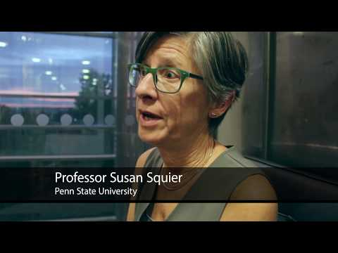 Professor Susan Squier: Oakley Memorial Lecture 2017