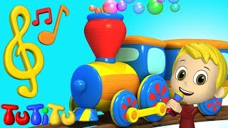 Songs & Karaoke for Children | Train | TuTiTu Songs