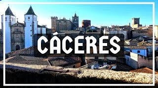 CACERES localizaciones de JUEGO de TRONOS