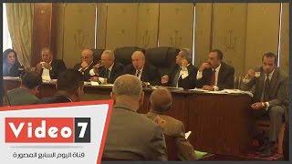 """""""العجاتى"""" يرفض اعتراض ممثل وزارة العدل على مادة بقانون الهجرة غير الشرعية"""