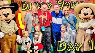 Unexpected Disney World Surprise!