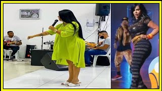 [A hora do manto] Pastora Renalida Carvalho a Grecthen gospel?